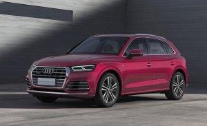 El nuevo Audi Q5L debuta ante el público chino