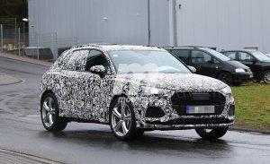 Audi RS Q3 2019: la versión más radical y extrema cazada a plena luz del día
