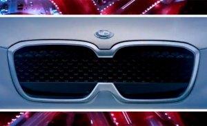 El BMW Concept iX3 está listo para su debut en China
