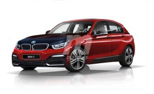 Exclusiva: el futuro BMW i1 será un compacto eléctrico basado en la nueva Serie 1