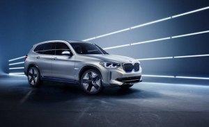 BMW iX3 concept: el adelanto del primer SUV eléctrico de BMW