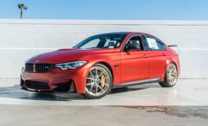 El BMW M3 30 Years American Edition del SEMA 2017 sigue en venta