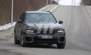 La cuarta generación del BMW X5 apura su puesta a punto previa a su debut en verano
