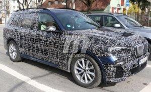 BMW X7: nos asomamos por primera vez al interior del SUV de lujo