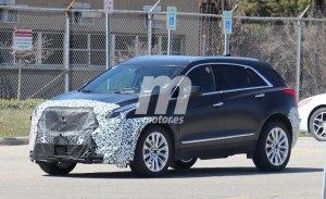 Cadillac ya trabaja en el nuevo XT5 que llegará al mercado en 2019