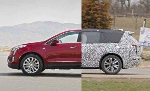 Cadillac XT6: ¿nuevo modelo o simple variante de 7 plazas del XT5?