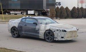 Cada versión del Chevrolet Camaro 2019 tendrá un frontal propio