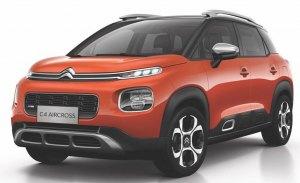 Citroën mantendrá viva en China la denominación C4 Aircross