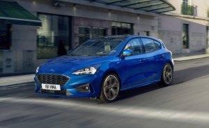 La gama del nuevo Ford Focus incluirá una versión semi-híbrida en 2019