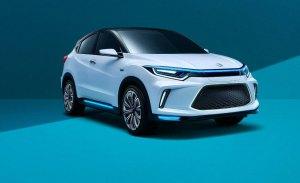 Everus EV concept: el primer crossover eléctrico de Honda para China
