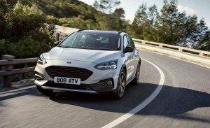 Ford Focus Active 2018: la nueva generación del compacto se 'crossoveriza'