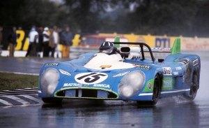 La historia de Le Mans: Matra sucede a los derrocados titanes (1971-1974)