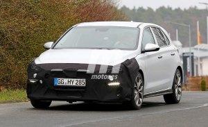 Hyundai ya trabaja en el paquete N Sport para el i30