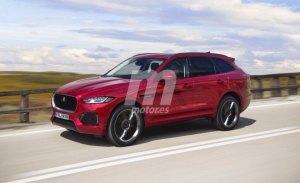 Jaguar quiere ampliar la gama de SUV con el futuro J-PACE