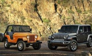 El nuevo Jeep Wrangler, protagonista de la edición 2018 del Camp Jeep que se celebrará en Austria