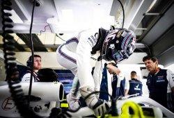 """Williams se hunde en la Q1: """"Nos hace falta de todo para ser más rápidos"""""""
