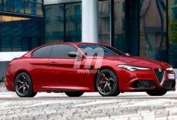 Alfa Romeo trabaja en un potente conjunto híbrido para el Giulia Coupé Quadrifoglio