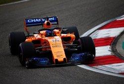 """Alonso, séptimo en Shanghái: """"Tres carreras, tres veces en los puntos"""""""
