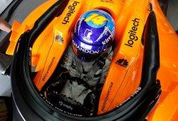 """Alonso, tras terminar decimotercero: """"El nivel que teníamos hoy era este"""""""