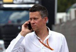 Budkowski, involucrado con Renault por completo ya desde Bakú