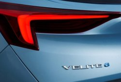 Buick adelanta dos nuevos VELITE 6, un híbrido enchufable y un eléctrico para China
