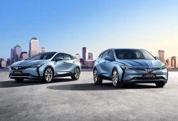 Buick VELITE 6: un crossover híbrido enchufable y eléctrico debutan antes del Salón de Pekín