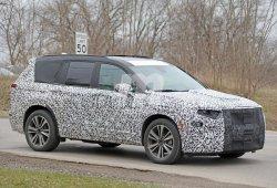 Cadillac XT6: las primeras imágenes del nuevo crossover de 7 plazas