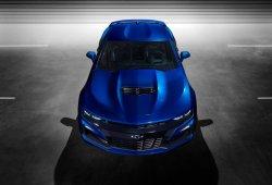 El nuevo Chevrolet Camaro SS V8 2019 nos muestra su sonido