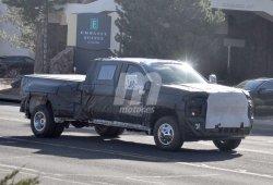 La futura gama Heavy Duty 2020 de General Motors en nuevas fotos espía