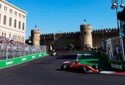 Así te hemos contado los entrenamientos libres del GP de Azerbaiyán de F1 2018