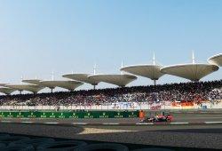 Así te hemos contado los entrenamientos libres del GP de China de F1 2018