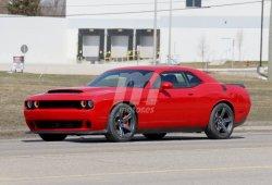 El nuevo Dodge Challenger Hellcat Drag Pack al descubierto