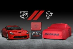 Los últimos ejemplares del Dodge Viper y Dodge Demon a subasta