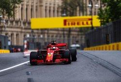 El coche de seguridad le complica el GP a Vettel y catapulta a Räikkönen