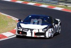Ferrari confirma el desarrollo de un superdeportivo híbrido
