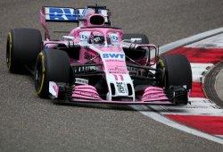 """Force India vuelve a entrar en la Q3: """"Estamos muy cerca de nuestros rivales"""""""
