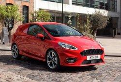 La versión comercial del Ford Fiesta 2018 se estrena en el Reino Unido