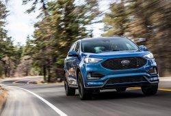 Las potentes versiones ST de los SUV de Ford no llegarán a Europa
