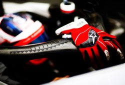 """Grosjean: """"Perdí el sistema hidráulico, no podía hacer nada"""""""
