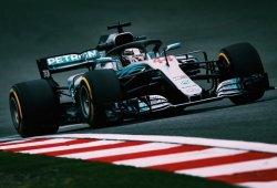 """Hamilton, tras terminar cuarto: """"Ha sido un desastre, sólo intentaba aguantar"""""""