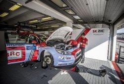 Los Hyundai i30 N TCR lideran los libres de Hungaroring