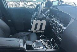 El interior del Mercedes Clase B 2019 se desvela en estas fotos espía