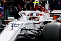 """Leclerc, el otro ganador en Bakú: """"Si el C37 mejora los sábados, seremos competitivos"""""""