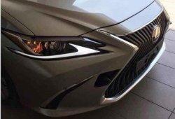 Se filtra el frontal del nuevo Lexus ES 2019
