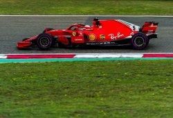 Mercedes cede el mando a Ferrari antes de la clasificación
