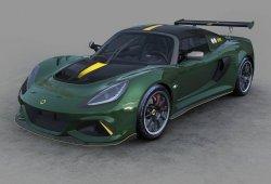 Lotus Exige Cup 430 Type 25: agotando el negocio de las ediciones limitadas