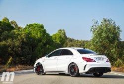 Mercedes-AMG CLA 45 a prueba, 381 CV a las cuatro ruedas (con vídeo)