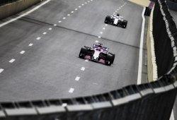 'Party mode' para todos: potencia extra en clasificación para Force India y Williams