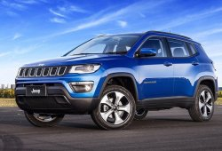 El nuevo Jeep Compass recibe las versiones Business y Night Eagle