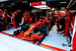 """Räikkönen sigue mandando en Ferrari: """"Muy contento con el coche"""""""